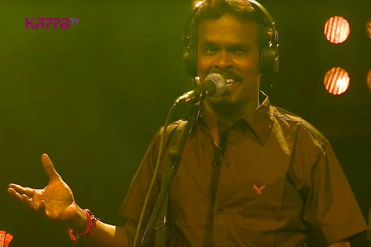 Move it with Tamil cinemas Marley Meet Sodakku song fame Anthony Daasan