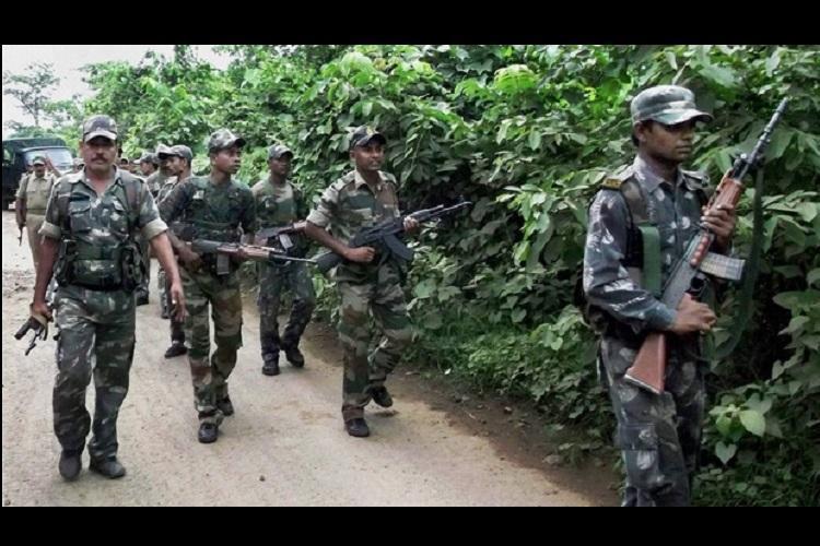 Four women Maoists killed in encounter near Andhra-Odisha border