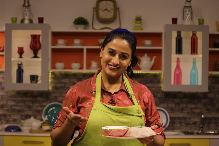 My life is more than just cinema Anu Hasan to TNM on her YouTube cookery show
