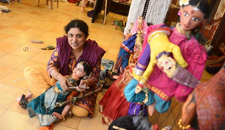 The Master Puppeteer Bengaluru queen who owns Indias largest puppet collection