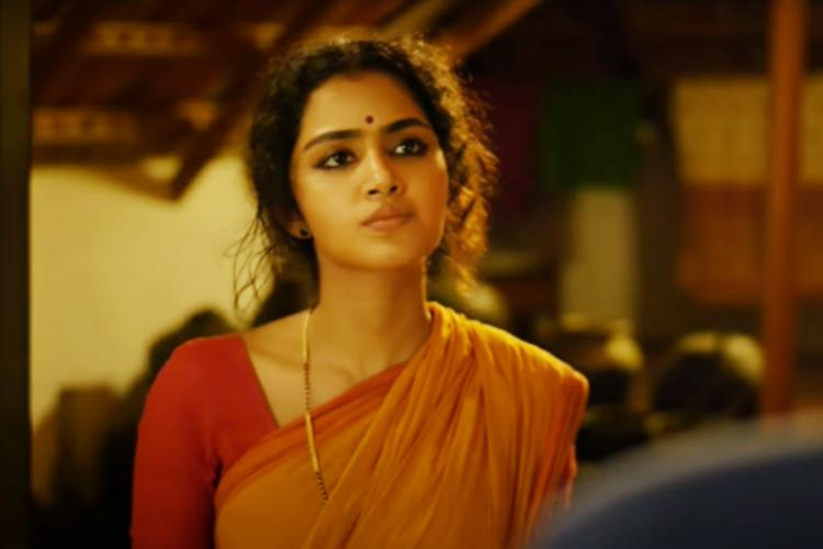 Watch: Anupama Parameswaran's short film 'Freedom @ Midnight' teaser out |  The News Minute