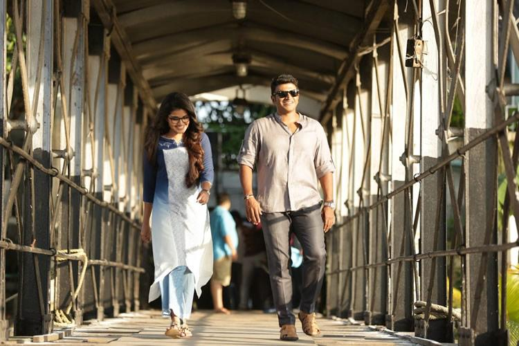 Anupama Parameswarans Kannada debut Natasaarvabhowma a hit