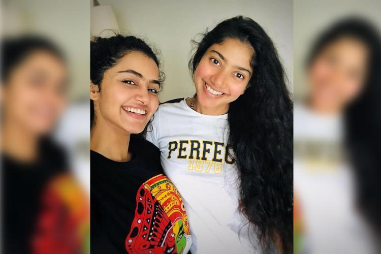 Anupama Parameswaran and Sai Pallavi