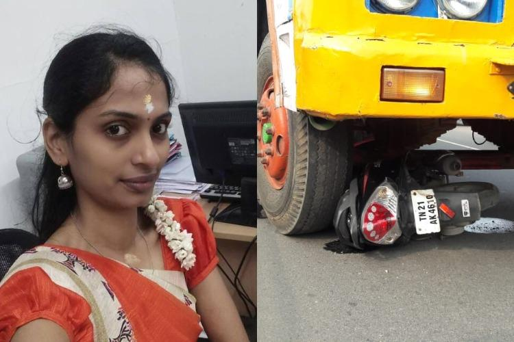 Coimbatore woman grievously injured allegedly after AIADMK flagpole turns deathtrap