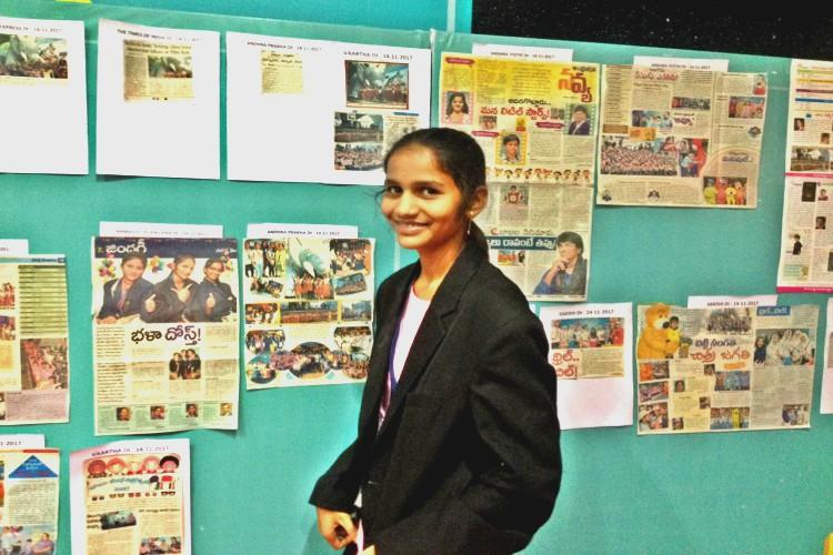 14-yr-old director wants to annihilate caste Telangana girl shines at kids film fest