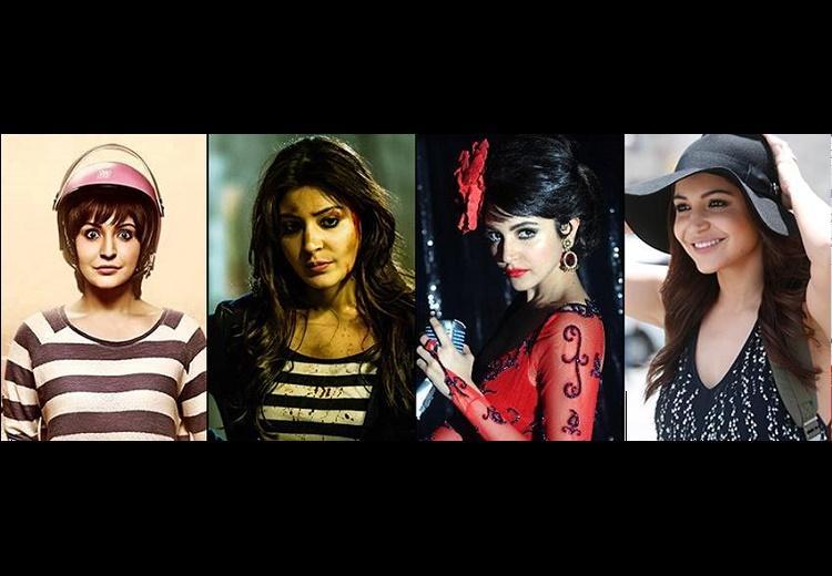 For Anushka Sharma success lies in being a versatile actress