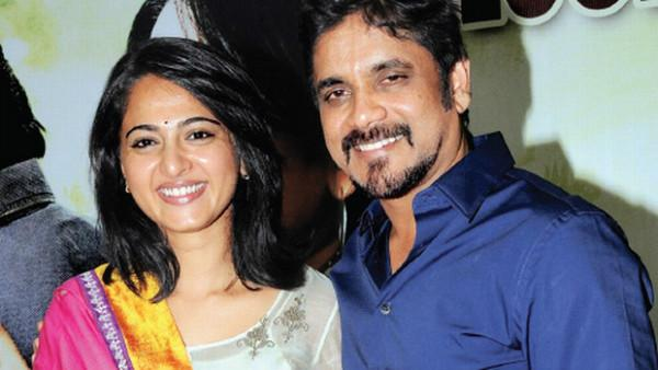 Anushka Shetty to pair up with Nagarjuna in next film