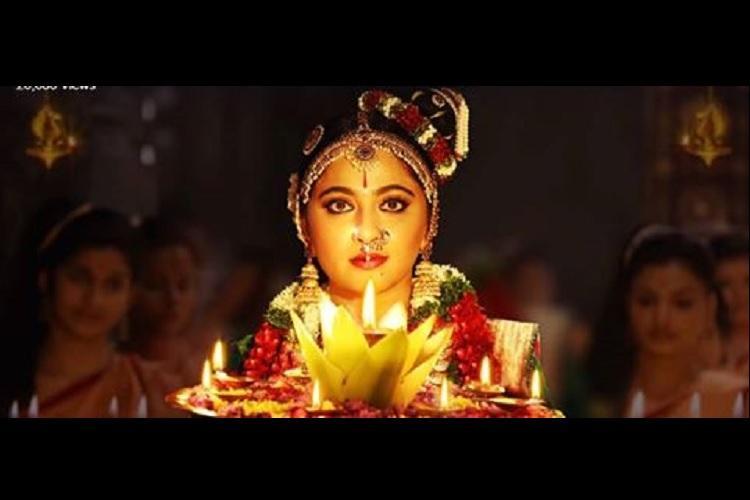 Anushka Shetty takes on a new avatar for Nagarjuna-starrer Om Namo Venkatesaya