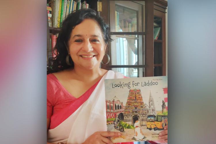 Aparna Karthikeyan
