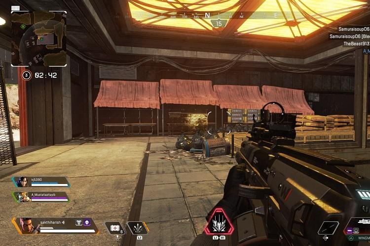 Short Gaming Reviews Apex Legends takes the crown as the ultimate battle royale game
