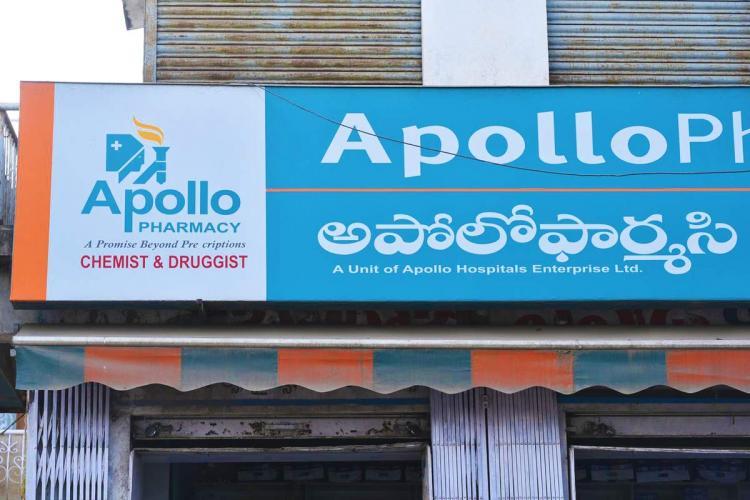 Amazon in talks to investm 100 million in Apollo Pharmacy