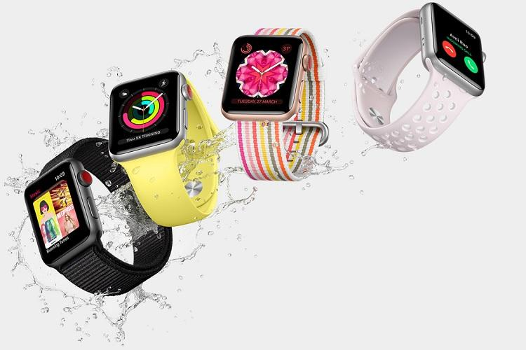Apple Watch Series 3 with built-in LTE compatibility launched in India