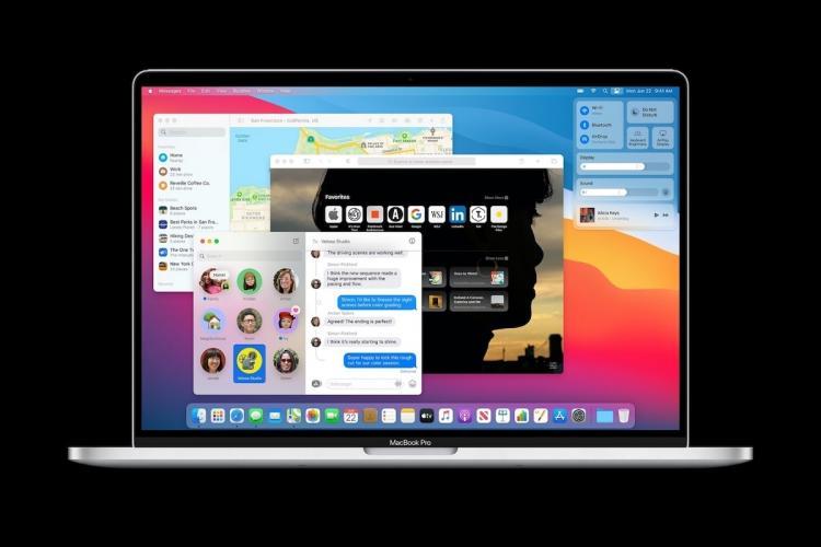 Apple Mac to run on ARM