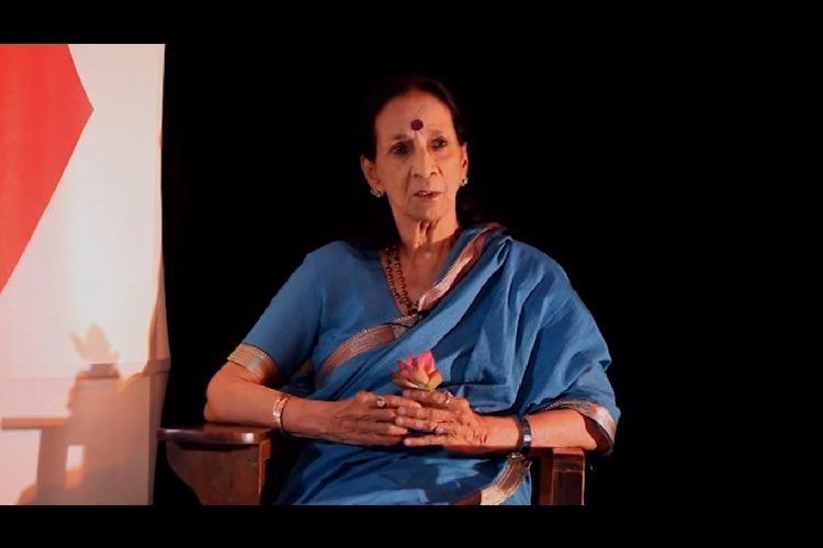Legendary danseuse Mrinalini Sarabhai is no more