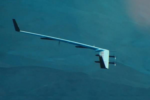 Facebooks solar-powered drone Aquila successfully completes second full-scale flight