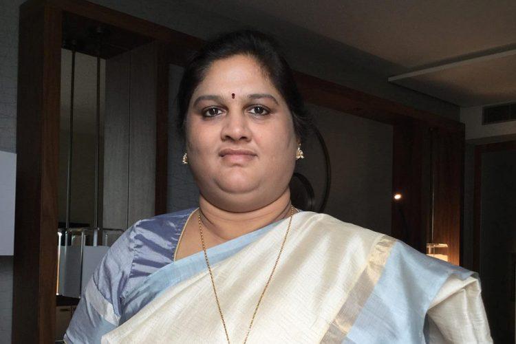 Telangana govt took over 53 acres of my land Araku MP Geeta alleges