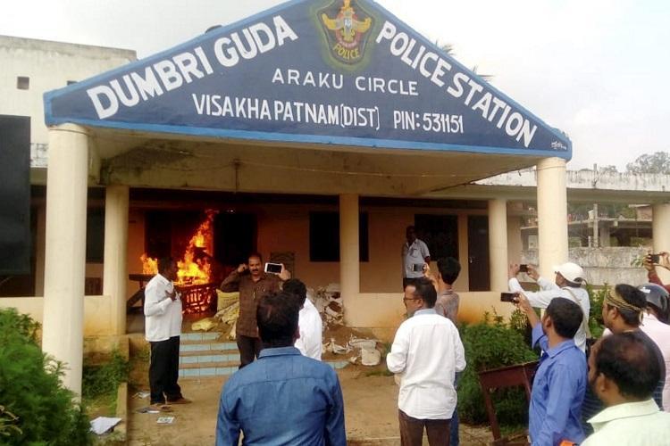 Following murder of Araku MLA SI suspended as Andhra govt initiates probe