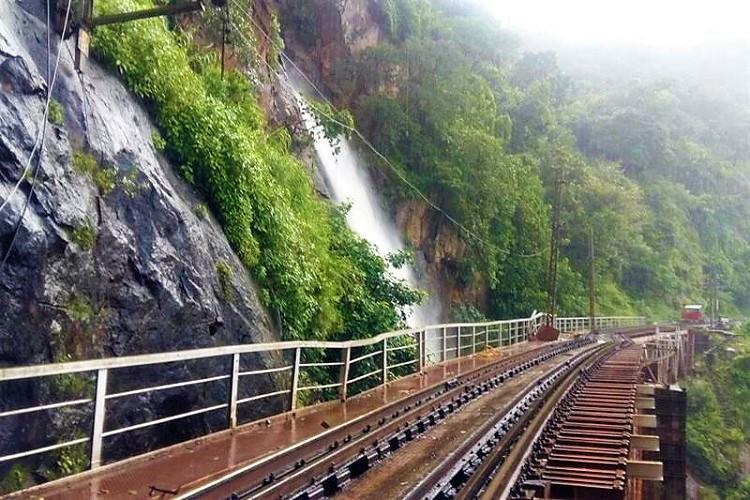 Damaged Araku Valley bridge in Andhra rebuilt by Railways in record 58 days