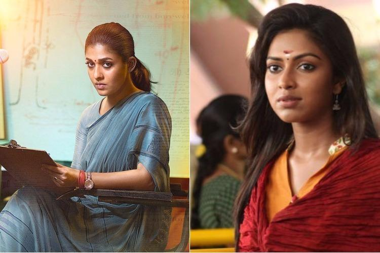 Aramm proves masala movie by star hero formula wrong Actor Amala Paul