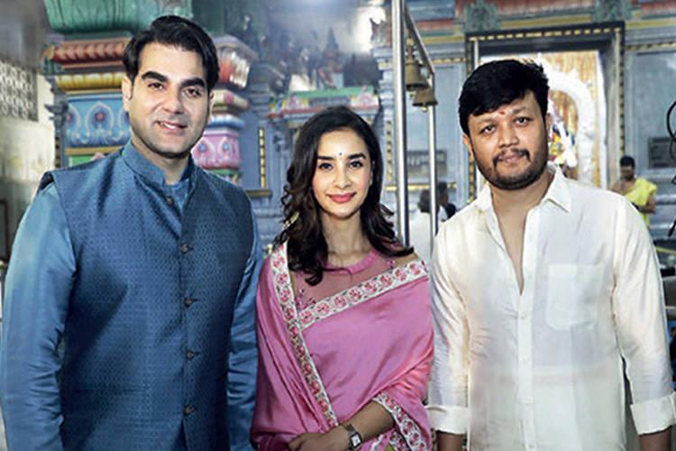 Arbaaz Khan to make Kannada debut with Where Is My Kannadaka
