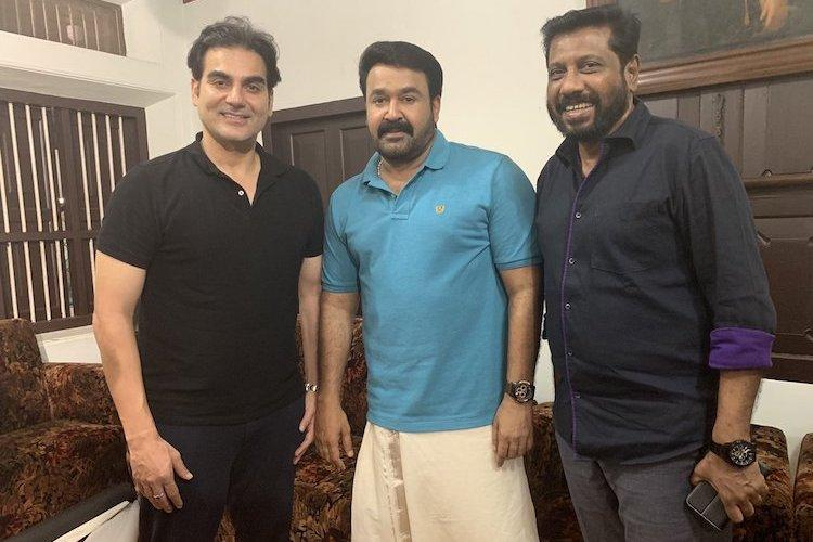 Working with Mohanlal is a once-in-a-lifetime opportunity Arbaaz Khan