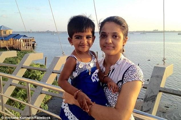 Holding three-year-old daughter Kerala woman jumps in front of train in Sydney