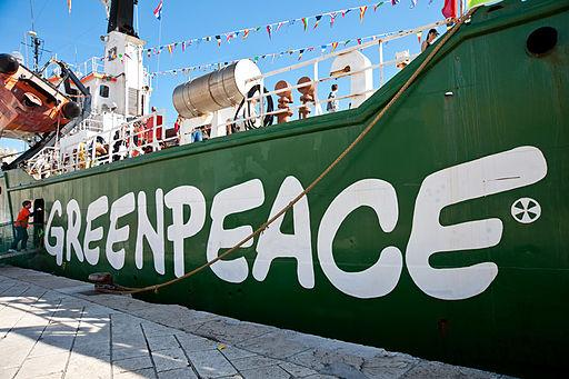 When Greenpeace hires journalists its a double-edged sword