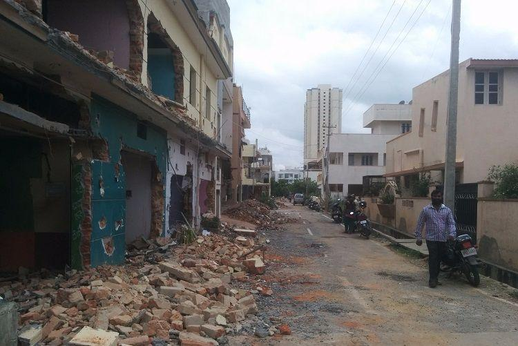 Illegal malls buildings on Bengaluru drains to be demolished Ktaka Law Minister