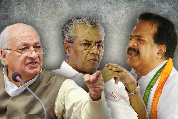 Governor vs Govt and Opposition in Kerala An unprecedented run-in