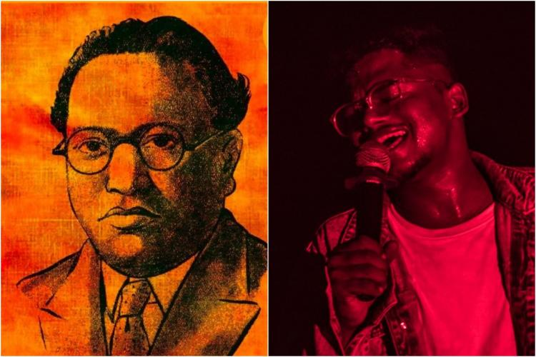 BR Ambedkar and Arivu collage