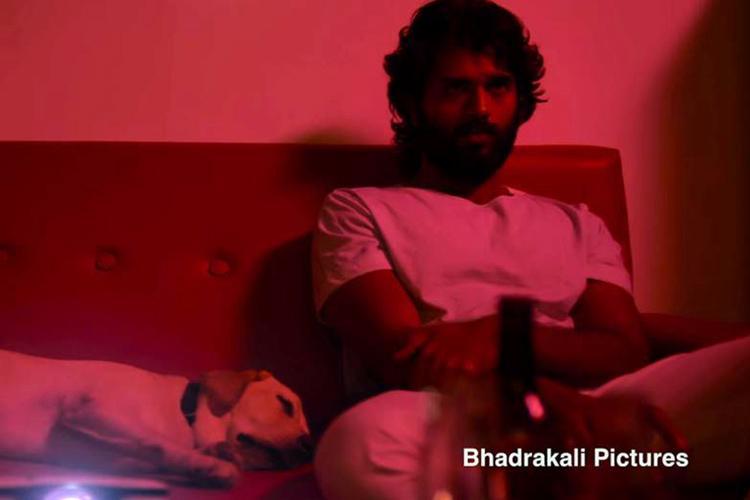 Praises pour in for actor Vijay Deverakondas new release Arjun Reddy
