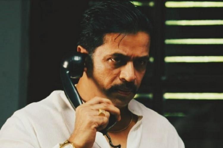Kollywoods Gentleman and Action King Arjun Sarja at his 150th film