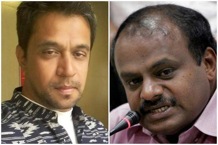 Biopic on former Karnataka CM Kumaraswamy starring Action King Arjun Sarja