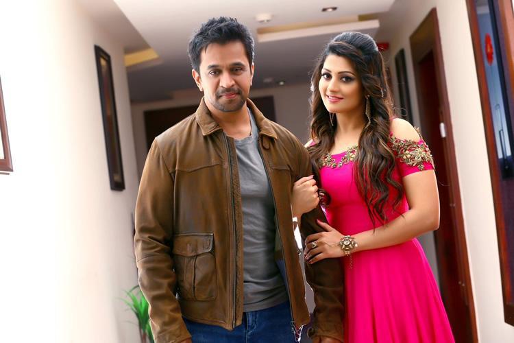 Arjun Sarja-Radhika Kumaraswamy starrer Kontract to release next month
