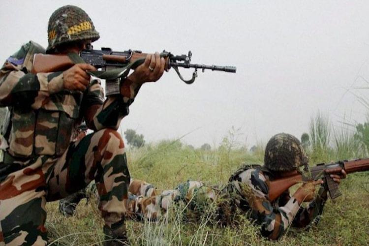 34-year-old Indian soldier from Kerala killed by Pakistani sniper fire