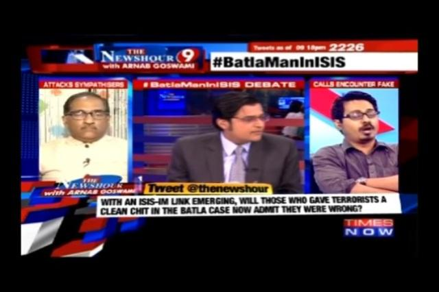 Tehelka slams Arnab Goswami for calling its Muslim journo a cover for Indian Mujahideen