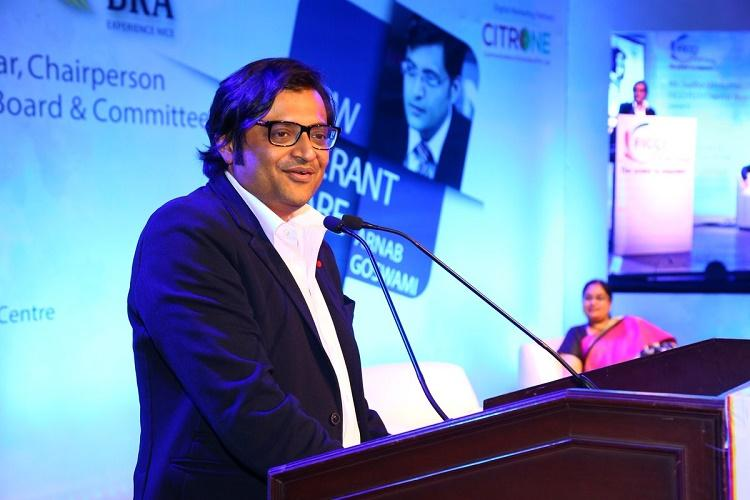 Arnab vs Times Now Round One goes to Goswami in Nation Wants to Know case at Delhi HC