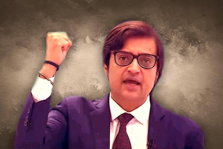 Republic TV editor in chief Arnab Goswami