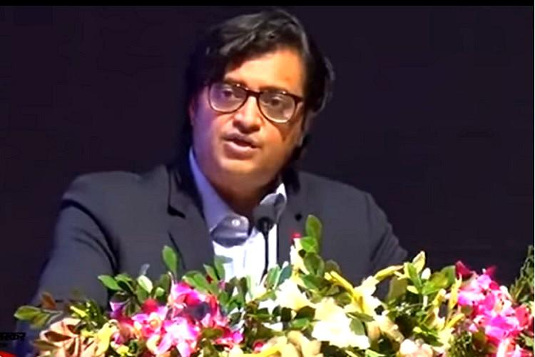 Watch Arnab Goswami speak about Republic and how he wants to change journalism