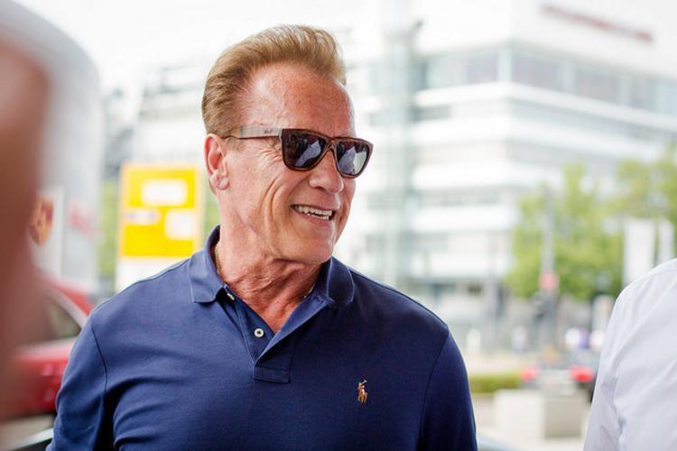Im back says Arnold Schwarzenegger after undergoing heart surgery