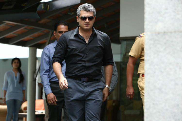 Ajith plays an Interpol officer in Thala 57