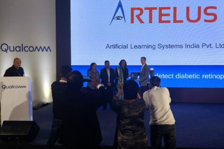 Bengaluru-based Artelus India wins Qualcomm Design in India Challenge 2018