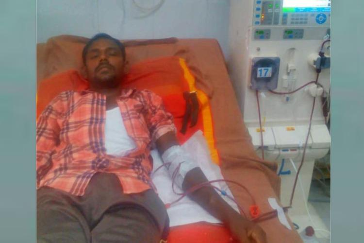 Medical negligence by Chennai hospital ruined Aruls life Help him return to normalcy