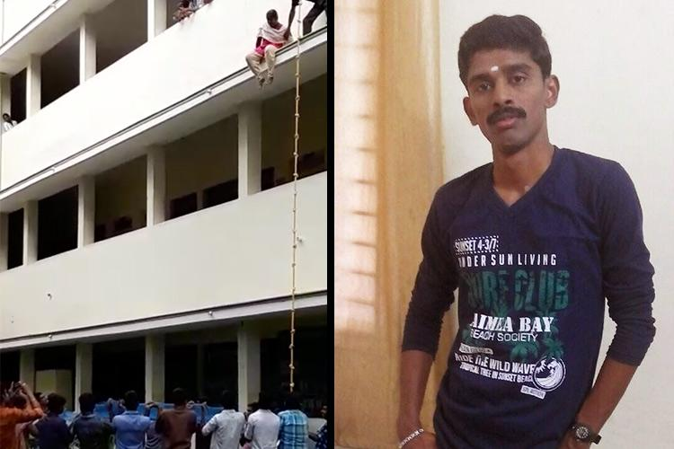Trainer Arumugam has visited over 1000 colleges in TN here is how he operated