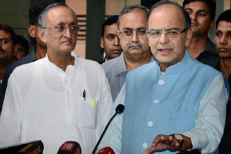 Government notifies GST Council in effect from Monday