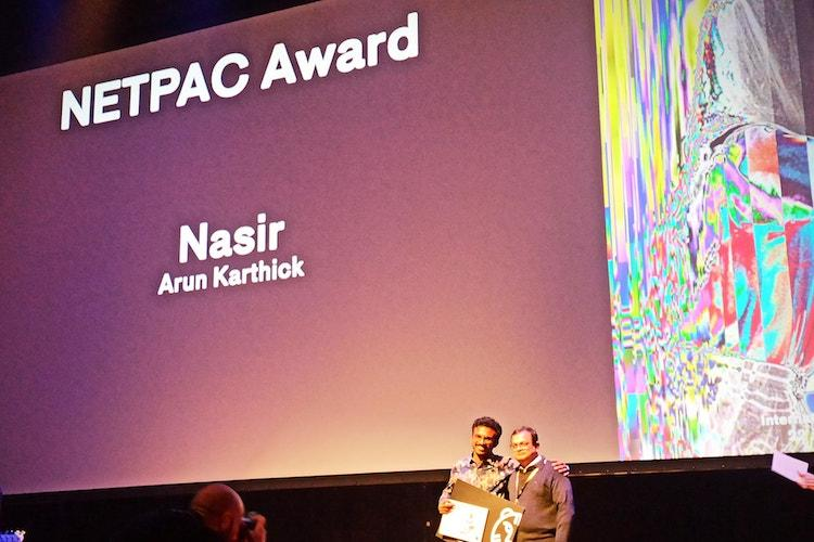 Tamil indie filmmaker Arun Karthicks Nasir wins award at Rotterdam film festival