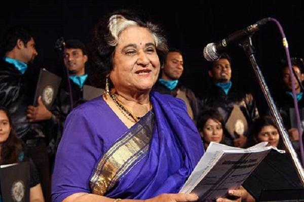 A tribute to Aruna Sunderlal south Indias godmother of Western classical music