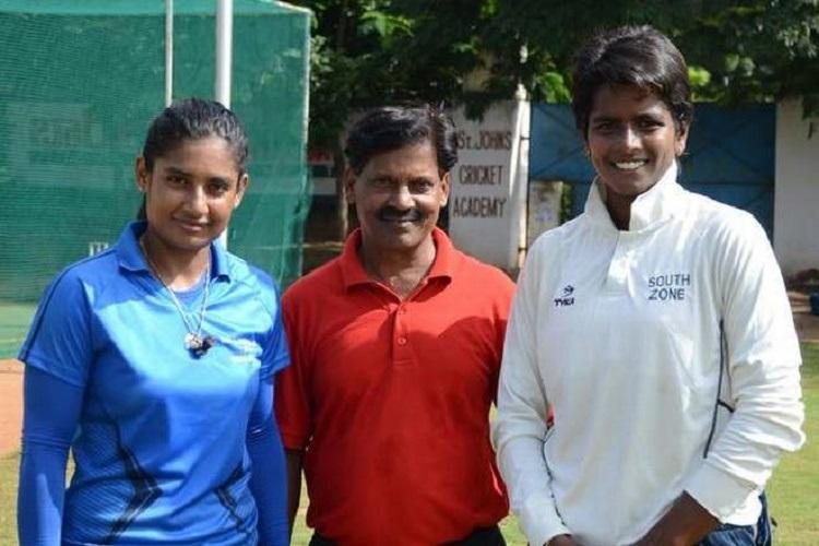 Things changing for better in womens cricket Hyd cricketer Arundhati Reddy to TNM