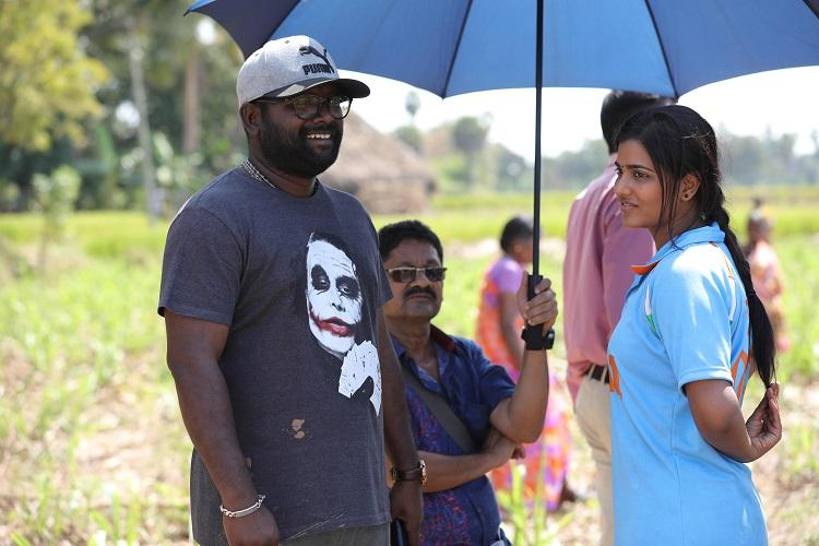 Aishwarya Rajesh wouldnt rest shed say bowl one more over Director Arunraja on Kanaa