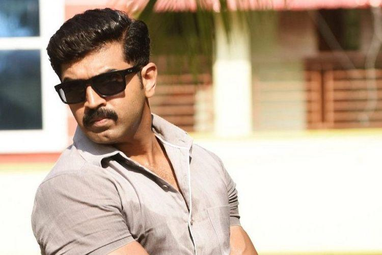 Arun Vijay undergoes special training for his role in Boxer